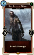 Reclusive Giant (Legends Beta)