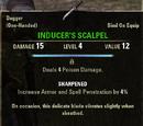 Inducer's Scalpel