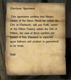Purchase Agreement Bolli