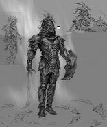 TESV Concept Orcish Armor