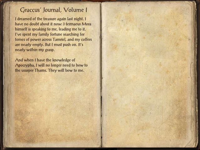 File:Graccus' Journal, Volume I.png