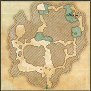 Khartag Point map