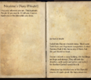 Nicolene's Diary (Private!)