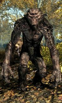 Troll (Skyrim)