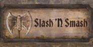 TESIV Sign SlashnSmash