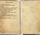 Things to Do (Online)