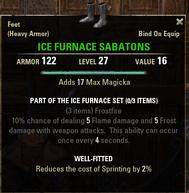 Ice Furnace - Sabatons 27