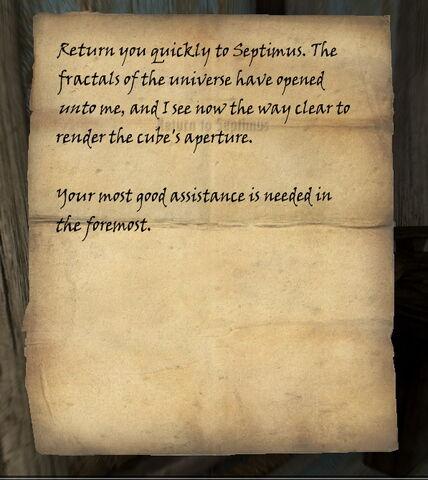 File:Letter from Septimus.jpg