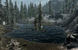 Maras Eye Pond