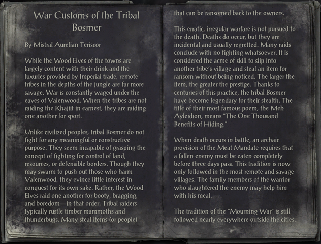 File:War Customs of the Tribal Bosmer 1 of 2.png