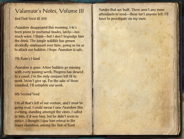 File:Valamuur's Notes, Volume III.png