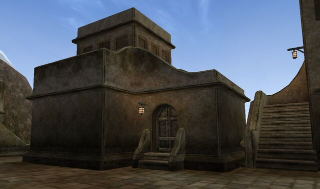 File:TES3 Morrowind - Balmora - Hlaalo Manor exterior.jpg