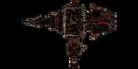 Durable Daedric Warhammer