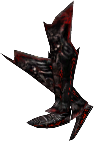 File:Daedric boots MW.png