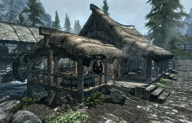 File:Riverwood Blacksmith.png