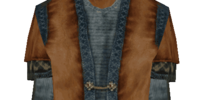 Security Russet Felt Shirt