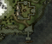 Fort Frostmoth Map