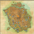 Tel Branora Location Map.png