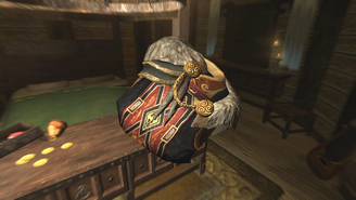 TESV Emperor's Robes Full
