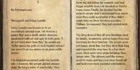 Myths of Sheogorath, Volume I