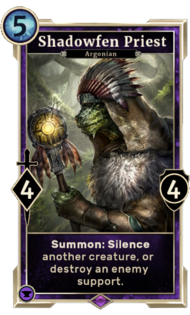 Shadowfen Priest (Legends)