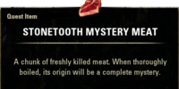 Stonetooth Mystery Meat