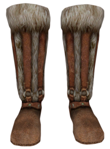 File:Fur Boots (Oblivion) Female.png