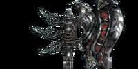 Daedric War Axe (Morrowind)