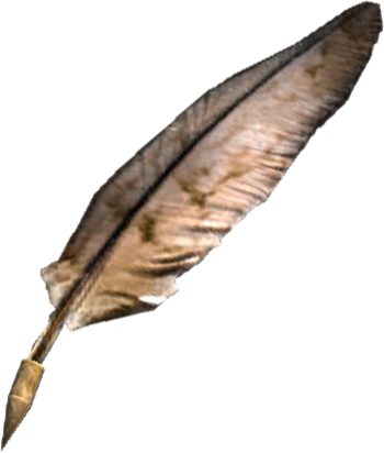 Quill | Elder Scrolls | Fandom powered by WikiaQuill And Ink Png