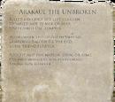 Arakaul the Unbroken