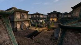 Mournhold, Godsreach - Morrowind