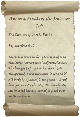 File:Ancient Scrolls of the Dwemer 1A - 1.png