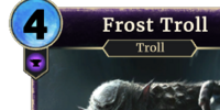 Frost Troll (Legends)
