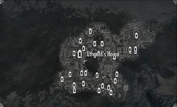 Uthgerd's House MapLocation