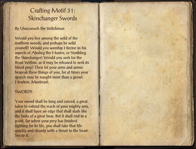 File:Crafting Motifs 31, Skinchanger Swords.png