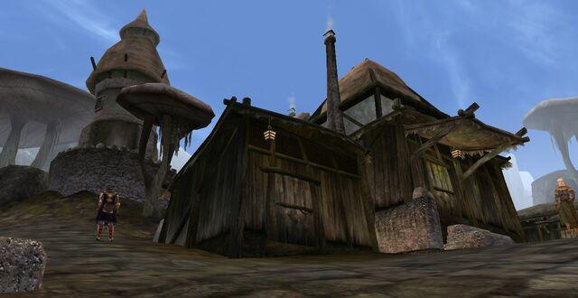File:TES3 Morrowind - Dagon Fel - Fanar Fork-Beard's House exterior.jpg