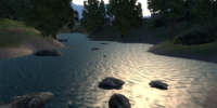Larsius River