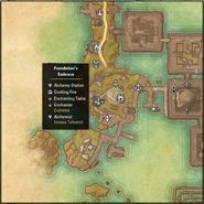 Foundation's Embrace Map