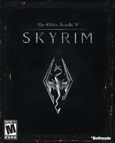 File:Skyrim Cover.png
