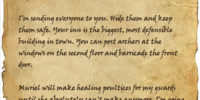 Rosalind's Orders