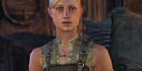 Sabyssa the Blacksmith