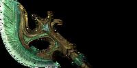 Hache d'armes de verre (Skyrim)