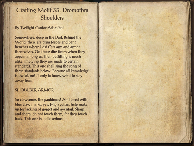 File:Crafting Motifs 35, Dro-m'Athra Shoulders.png