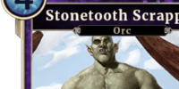 Stonetooth Scrapper