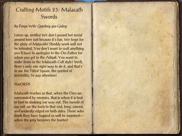 File:Crafting Motifs 23, Malacath Swords.png