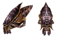 TES3 Morrowind - Armor - Cephalopod Helm