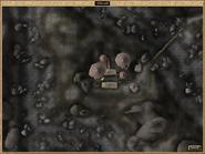Odrosal Local Map Morrowind