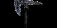 Ebony War Axe (Skyrim)