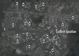 Whiterun Marketplace Map