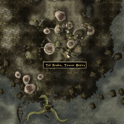 File:Tel Arhun Tower Entry - Local Map - Morrowind.png